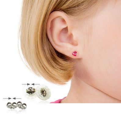 earrings ears surgical sensitive style your best for wile plastic